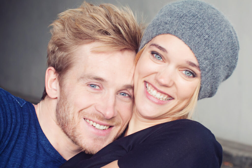 Samuel Koch & Sarah Elena Timpe